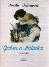 Gabra a Málinka 3. a 4. díl obálka knihy
