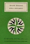 Anna z Pětiměstí obálka knihy