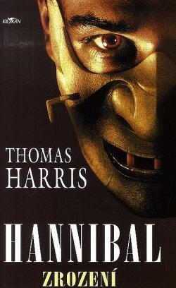 Hannibal - Zrození obálka knihy