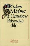 Básnické dílo obálka knihy