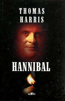 Hannibal obálka knihy