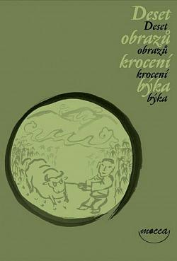 Deset obrazů krocení býka obálka knihy