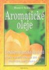 Aromatické oleje obálka knihy