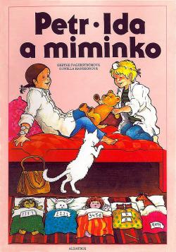 Petr, Ida a miminko obálka knihy