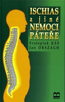 Ischias a jiné nemoci páteře obálka knihy