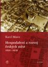 Hospodaření a rozvoj českých měst 1850–1938 obálka knihy