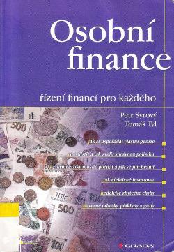 Osobní finance obálka knihy