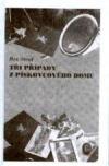 Tři případy z pískovcového domu obálka knihy