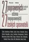 27 popravených českých pánů očima 27 (nepopravených) českých spisovatelů obálka knihy