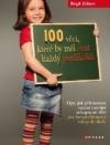 100 věcí, které by měl znát každý předškolák obálka knihy