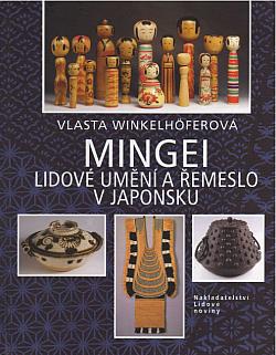 Mingei - Lidové umění a řemeslo v Japonsku obálka knihy