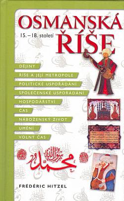 Osmanská říše 15.-18.století obálka knihy