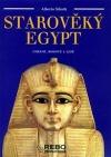 Starověký Egypt - chrámy, bohové a lidé obálka knihy