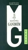 15 dní s Mahátma Gándhím obálka knihy
