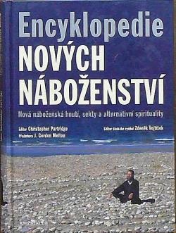 Encyklopedie nových náboženství obálka knihy