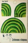Zelenou stopou obálka knihy