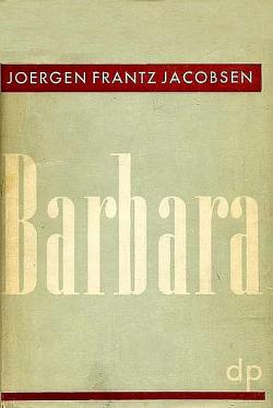 Barbara obálka knihy