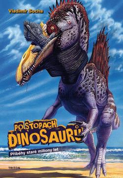 Po stopách dinosaurů obálka knihy