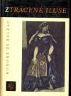 Ztracené iluse obálka knihy