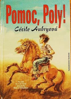 Pomoc, Poly! obálka knihy