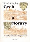 Stručné dějiny Čech a Moravy obálka knihy