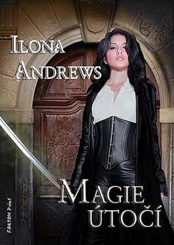 Magie útočí obálka knihy