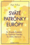 Sväté patrónky Európy obálka knihy
