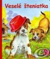 Veselé šteniatka obálka knihy