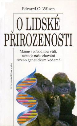 O lidské přirozenosti obálka knihy