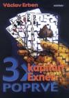 3x kapitán Exner poprvé obálka knihy