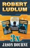 3x Jason Bourne obálka knihy