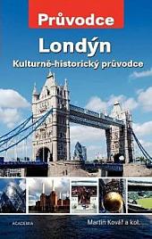Londýn - Kulturně-historický průvodce obálka knihy