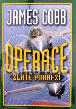 Operace Zlaté Pobřeží obálka knihy