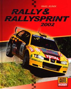 Rally & Rallysprint 2002 obálka knihy