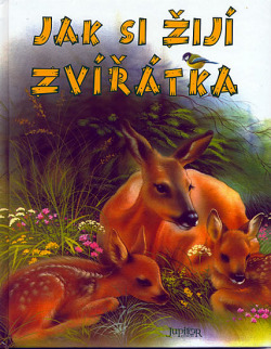 Jak si žijí zvířátka obálka knihy