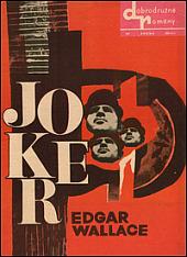 Joker obálka knihy