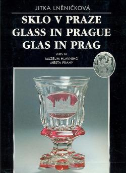Sklo v Praze obálka knihy
