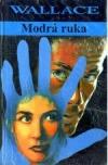 Modrá ruka obálka knihy