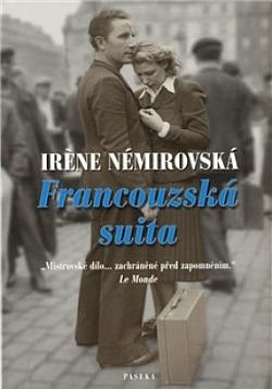 Francouzská suita obálka knihy