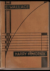 Harry komorník obálka knihy