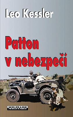 Patton v nebezpečí obálka knihy