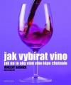 Jak vybírat víno obálka knihy