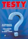 Přijímací testy ke studiu na čtyřletých gymnáziích obálka knihy