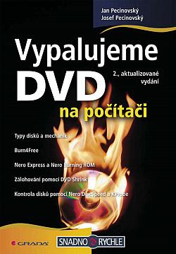 Vypalujeme DVD na počítači obálka knihy