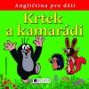 Krtek a kamarádi – Angličtina pro děti obálka knihy