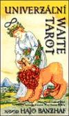 Univerzální Waite tarot obálka knihy