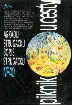 Kniha Piknik u cesty (Boris Strugackij)