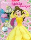 Princezna - oblékací. Knížka samolepek obálka knihy