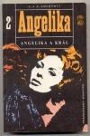 Angelika a král 2. část obálka knihy