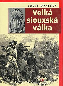 Velká siouxská válka obálka knihy